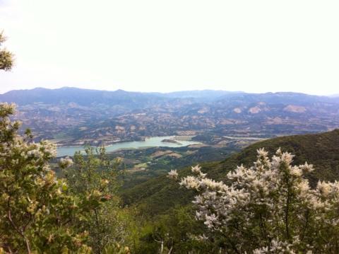 View of Cachuma Lake!
