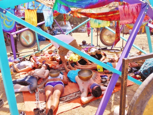 Lucidity Festival 2013. Santa Barbara, CA