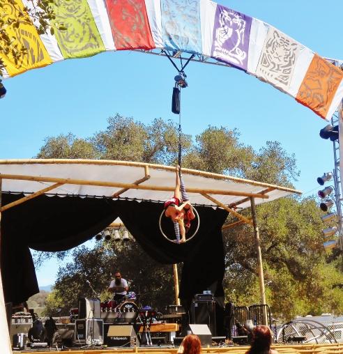 Lucidity Festival 2013. Santa Barbara, CA.